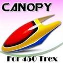 Picture for category Canopies - 450 helis