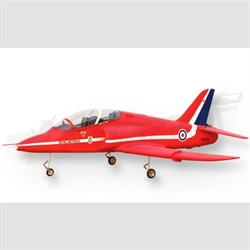 BAe Hawk (including Motor) - Red Colour