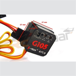 G105 Head Lock Gyro