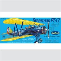 """Stearman PT-17 - 28""""span"""