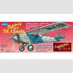 """Spirit of St. Louis - 34½"""" span"""