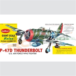 "Republic P-47D Thunderbolt - 30¼"" span"