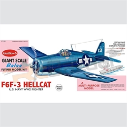 "Picture of F6F-3 Hellcat - 32¾""span"