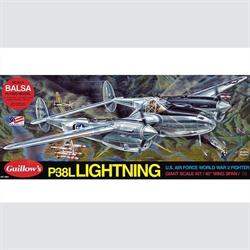 """P38 Lightning - 40"""" span"""