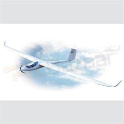 Condor Magic Evo4 electric glider - 3 mts Wing Span