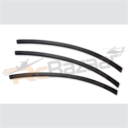 3mm black heat shrink tube
