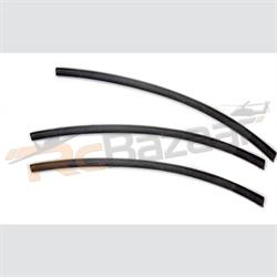 4mm black heat shrink tube