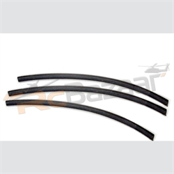 6mm black heat shrink tube
