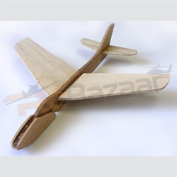 Hunter catapult / chuck glider (wing span 25 cms)