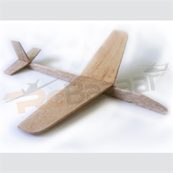 Shooting Star chuck glider (wing span 22 cms)