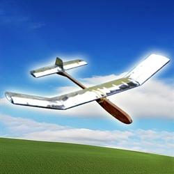 Pegasus towline glider (wing span 105 cms)