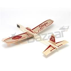Starfire Balsa Glider - chuck glider