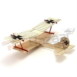 Biplane - chuck glider