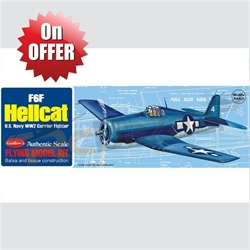 """F6F Hellcat - 16½"""" span"""