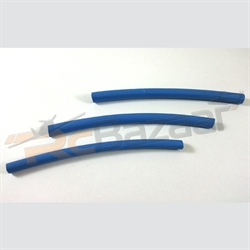 6mm blue heat shrink tube