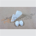Picture of Nylon horns 16.5×20mm (4 holes)