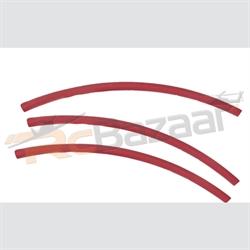 4mm red heat shrink tube