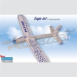 Eagle jet chuck glider