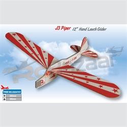 J3 piper chuck glider