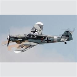 Messerschmitt Bf 109 - 5 CH model (PNP)