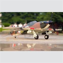 Hawker Hurricane - Brown (PNP)
