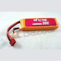 Wolfpack 1800mah 30C 11.1V