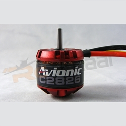 Avionic C2826 KV1900 brushless motor