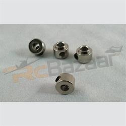 (2nos) Wheel adapter - Φ5.1mm×H5.5