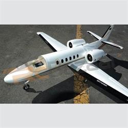 Cessna 550 Turbo jet (W/Retract landing gear) PNP