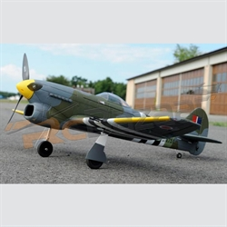 Hawker Tempest 1250mm span-5 Ch (PNP)