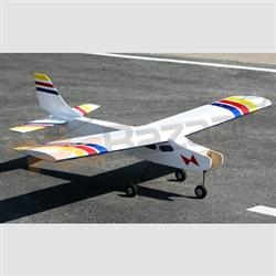 Avionic SK40-H White (high wing trainer)