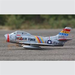 F-86 Sabre mini jet (Desert rat scheme)