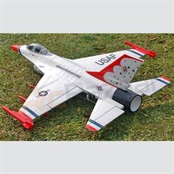 F-16 min jet (Thunderbird scheme)