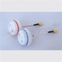 Picture of 5.8GHz Circular Polarized Antenna TX & RX set