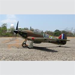 Hawker Hurricane 1250mm (PNP)