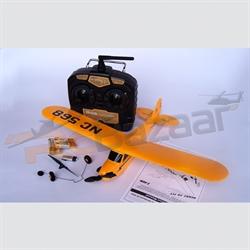 J3 Cub yellow - 3 Channel RC plane (RTF)