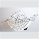 Picture of Avionic landing gear set for Hiller 450 quad