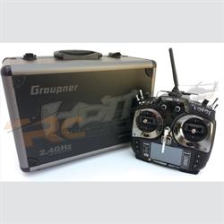 "Graupner MZ-24 (12 Channel 2.4GHz HoTT 3.5"" TFT LCD)"