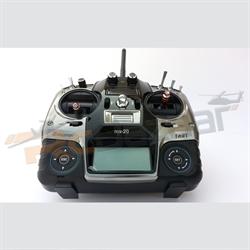 Graupner MX-20 (12 Channel 2.4GHz HoTT Transmitter)