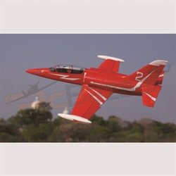L-39 Breitling mini jet (red scheme)