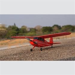 Skycub red- 3 Channel RC plane (RTF)