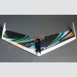 Rainbow Fly wing II PNP - EPP