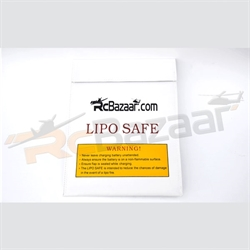 RcBazaar High Quality Lipo Safe Bag (XL)