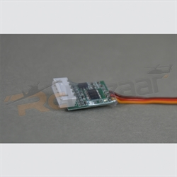 2-4s Lipo telemetry voltage sensor for Graupner