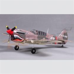 "FMS P-40 Warhawk V2 800mm (31.5"") Wingspan - PNP"