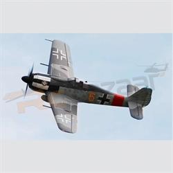 """FMS Focke Wulf FW190 1400mm (55"""") Wingspan - PNP"""