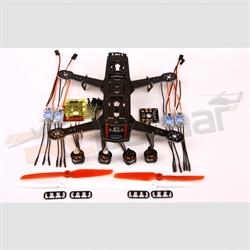 Hiller Fiber250 Fast Combo -ESC/1806 motor/CC3d/DB/6x3 props