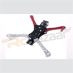 Hiller 450 alien crawler frame kit with 850KV motor/10x4.5props