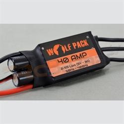 Pre-Order - Wolfpack 40 Amp ESC