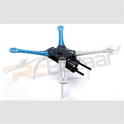 S500 Quadcopter PCB frame with landing gear